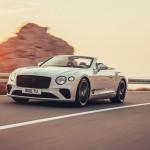 Gyorsan guruló ékszeres doboz: íme az új Bentley Continental GT C kabrió