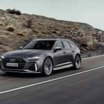 600 lóerős az új Audi RS6 Avant