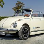 Klasszikus elektromos Bogarat épített a Volkswagen