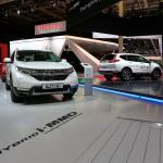 Honda SUV mánia Párizsban