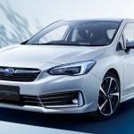 Felfrissül a Subaru Impreza