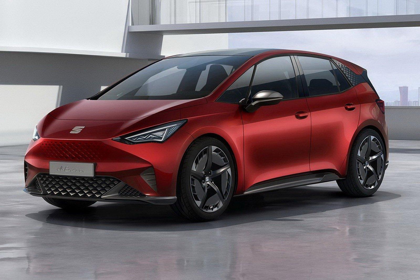 Jövőre érkezik a Seat második elektromos modellje