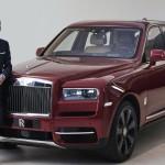 Nincs két egyforma Rolls-Royce Cullinan