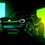 Elektromos Buggy-t visz a Volkswagen Genfbe
