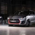 30 darabos limitált széria érkezik a Suzuki Swift Sport-ból