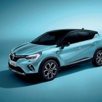 Hibrid hajtást kap a Renault Captur