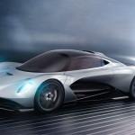 V, mint Aston Martin