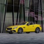 Így búcsúzik a Mercedes kompakt roadstere