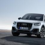 Sportos városi SUV került az Audi palettájába