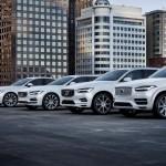 Sebességet korlátoz a Volvo