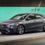 Érkezik a hibrid Mercedes A-osztály