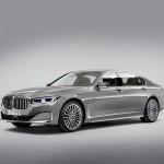Hivatalosan is bemutatkozott a 7-es BMW frissítés