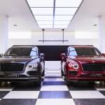 Két különleges Bentayga felszereltséggel ünnepel a Bentley