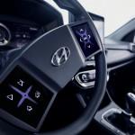 Bemutatta a Hyundai a jövő kezelőfelületét