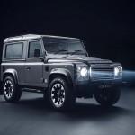 Frissítést kínál a Land Rover a már nem kapható Defenderhez