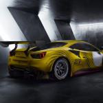 Hobbi versenyautót mutatott be a Ferrari a legkedvesebb ügyfelei számára