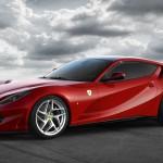 Minden idők legerősebb Ferrari túrakocsija a 812 Superfast