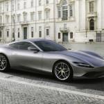 Ennél olaszosabb nem lehet: itt a Ferrari Roma