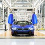 Elkészült a BMW i8 első felvonás utolsó darabja, de lesz utódmodell a BMW ígérete szerint