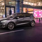 Hibridekkel újult meg a Ford Fiesta