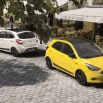 The stylish and distinctive new Ford KA+ Colour Edition