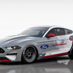 1400 lóerős elektromos drag autót mutatott be a Ford