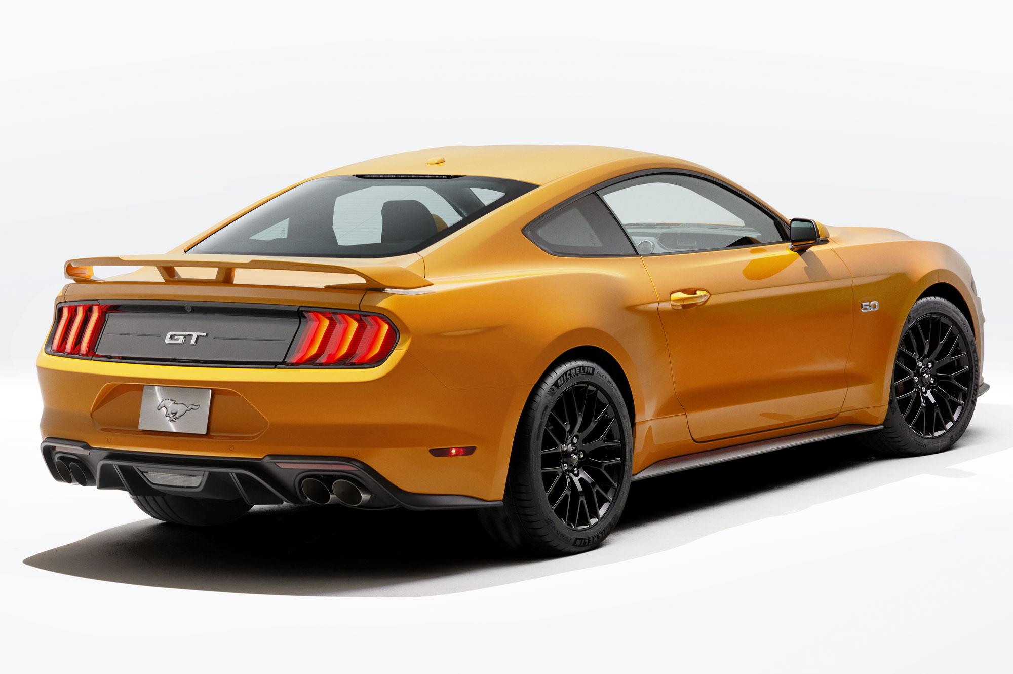 Megújult a Ford Mustang  a2c1a13a5d
