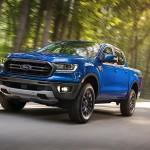 Kétkerék meghajtással is kérhető a Ford Ranger