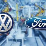 Szoros együttműködésbe kezd a Ford és a Volkswagen