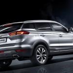 Újabb divatos kínai SUV érkezik