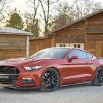 820 lóerő az új Mustangban