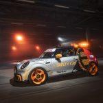 Egy elektromos Mini lesz a Formula E biztonsági autója