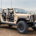 Visszatér a hadseregbe a Jeep