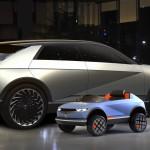 Gyermekek lelhetik örömüket a Hyundai legújabb elektromos járgányában