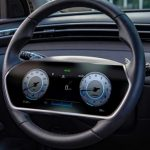 A kormányra tenné a digitális műszerfalat a Hyundai