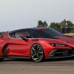 Látatlanban elkelt az Italdesign szuper-sportkocsija