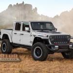 Gyári tuningos kivitelt kaphat a Jeep Gladiator
