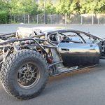 Homokfutóként született újjá a Lamborghini Huracán