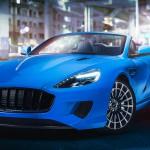 Gyönyörű Aston Martin-átirat