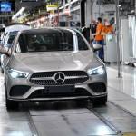 Elkészült az első hibrid autó a kecskeméti Mercedes gyárban
