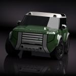 Kistestvért kaphat a Land Rover Defender