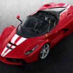 Nyolcmillió dolláros Ferrari