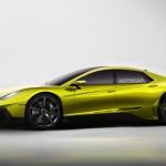 Négyajtós modellen dolgozik a Lamborghini