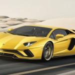 Itt a megújult Lamborghini Aventador