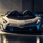 Új V12-es modelleket mutat be a Lamborghini még idén