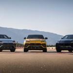 Bejött a Lamborghininek is az SUV vonal
