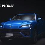 Bemutatta a Lamborghini az Urus off-road csomagját