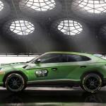 Tovább bővül a Lamborghini Urus paletta