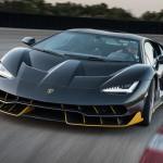 Visszapillantó: Megjáratták a Lamborghini Centenariót