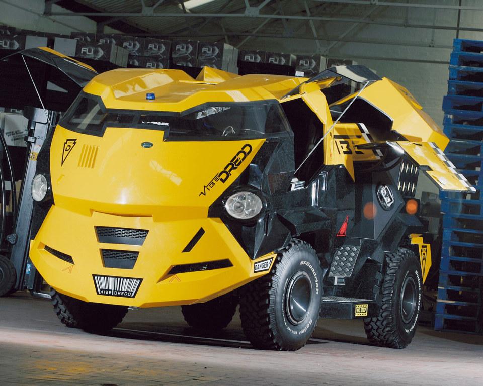 Land Rover City CAB